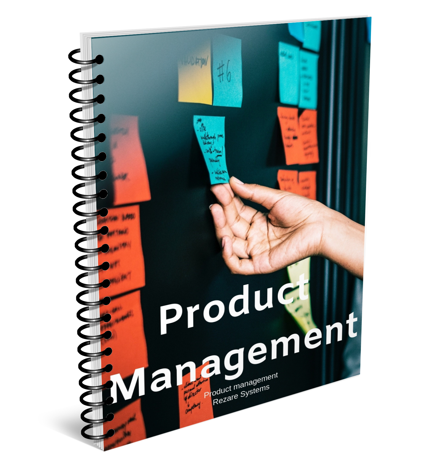 Product Management Landing Page Cover